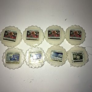 Yankee candle tarts set of 8